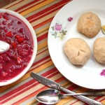 For Oma and Her Borscht – Beet and Beef Borscht