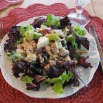 A Summer Salad from Arlene – Guest Post