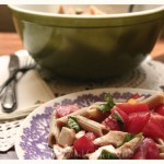A Summer Favorite – Caprese Pasta – Episode 33
