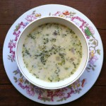 It's Almost Fall – Browned Butter and Four Cheese Broccoli Soup