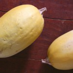 Storage Tips – Preparing Spaghetti Squash