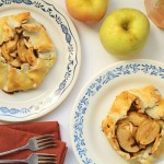 Apple Bourbon Galette and Non-Traditional Thanksgiving Ideas