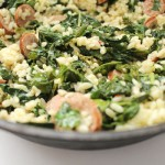Orzo Pasta with Kale and Italian Sausage – In the Kitchen with Rachel O – Video