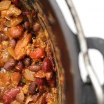 Three Bean Chili – In the Kitchen with Rachel O – Video