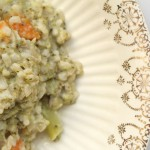 A Little Like Paris – Chicken and Rice Casserole