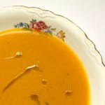 Vegan Roasted Butternut Squash Soup
