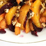Roasted Beet and Carrot Salad – For Genevieve
