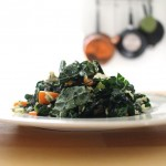 Massaged Kale and Tuna Salad