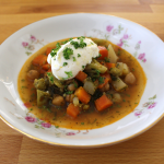 Kohlrabi Stew