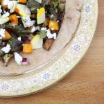 Eggplant and Summer Squash Tacos