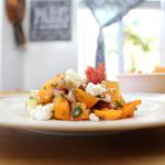 Melon and Feta Salad