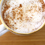Pumpkin Pie Latté