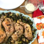Sheet Pan Chicken Dinner – A Cooking Show with Rachel O – Ep. 3