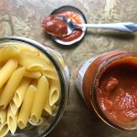 Pasta with Otamot